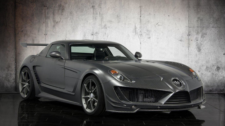 Mansory Cormeum based on Mercedes-Benz SLS AMG