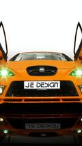 JE Design Seat Leon FR 2009