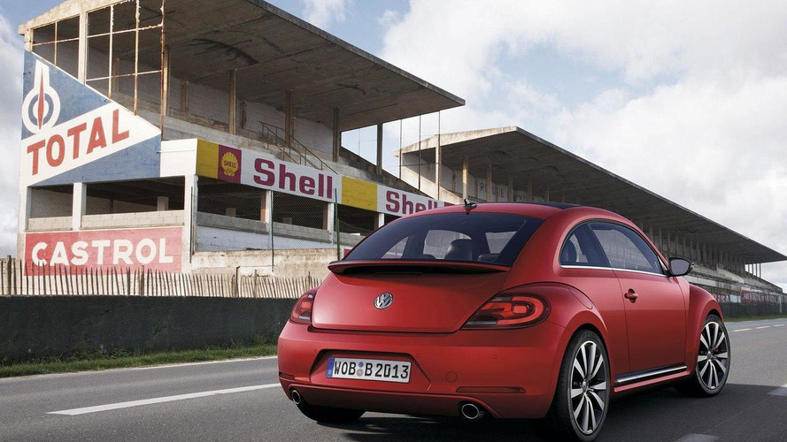 2012 Volkswagen Beetle revealed [videos]