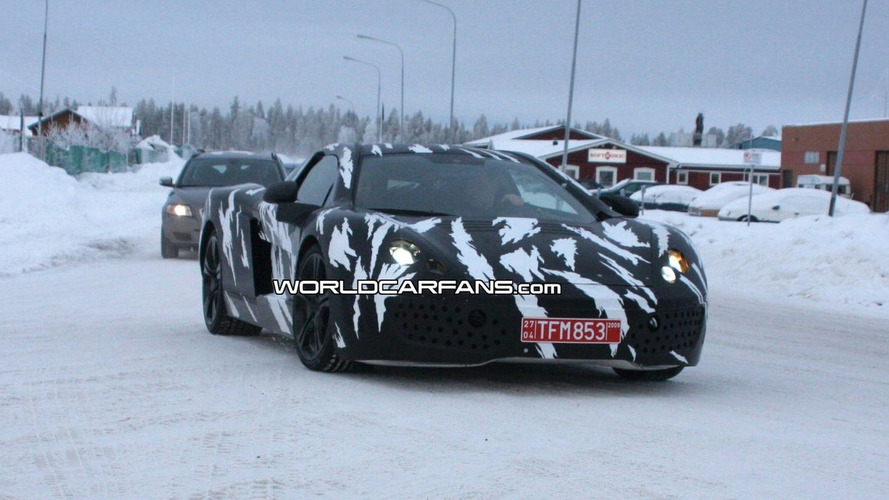 McLaren hybrid in the works?