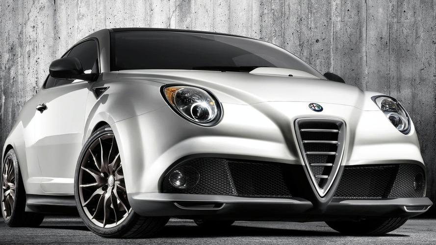 Alfa Romeo MiTo GTA Caught on Video