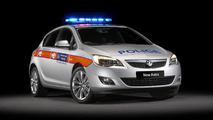 2010 Vauxhall Astra in Full Police Livery 09.04.2010
