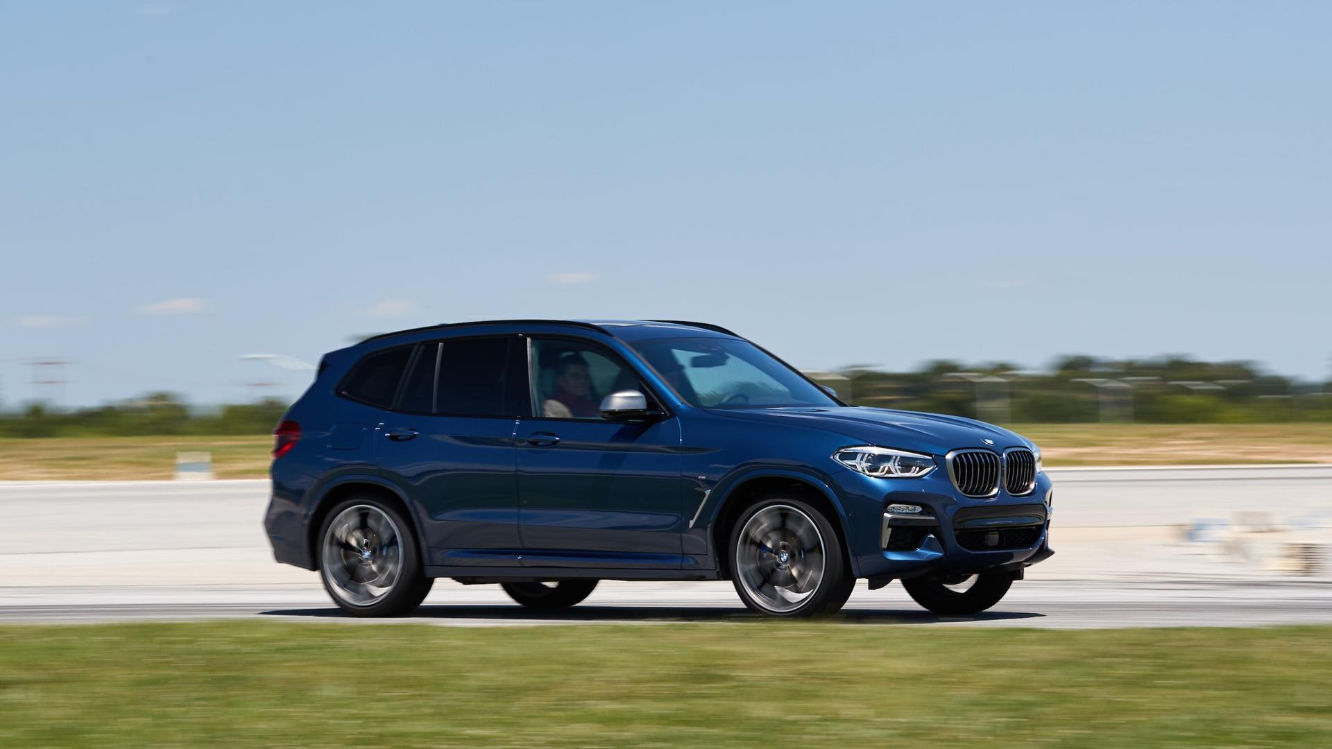 2018 BMW X3 M40i First Ride A Promising Teaser