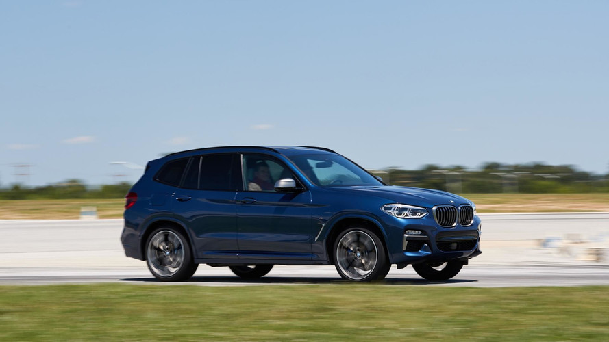 2018 BMW X3: First Ride
