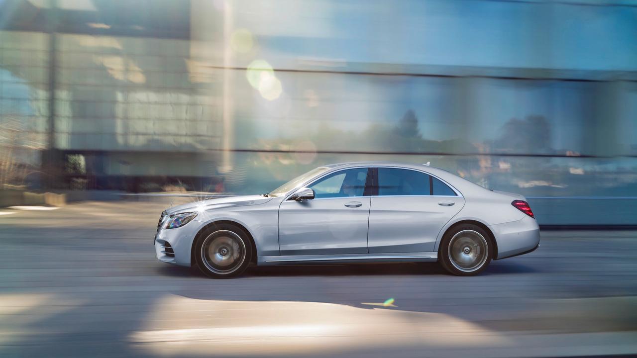 Mercedes-Benz S550 2018