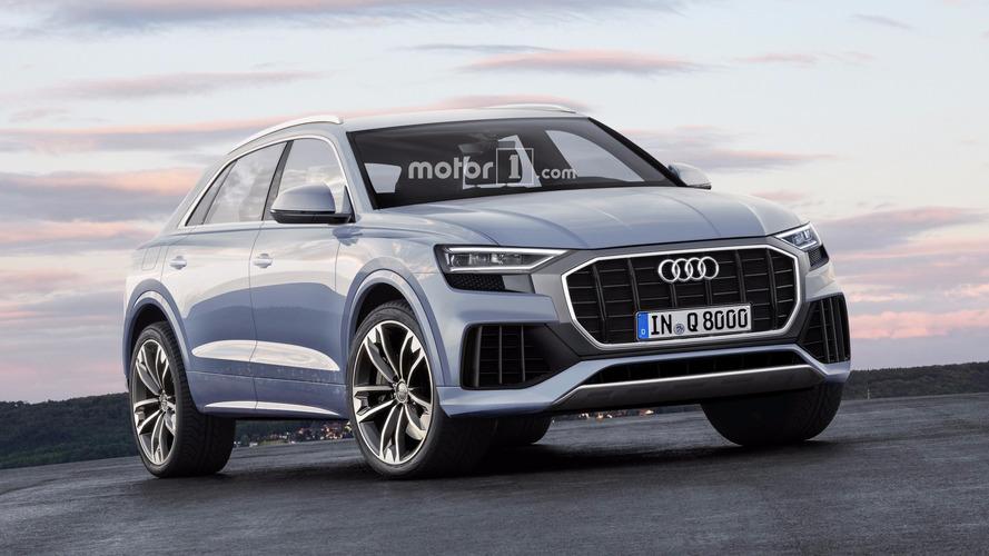 Imaginamos los nuevos Audi Q8 y RS Q8... y este es el resultado
