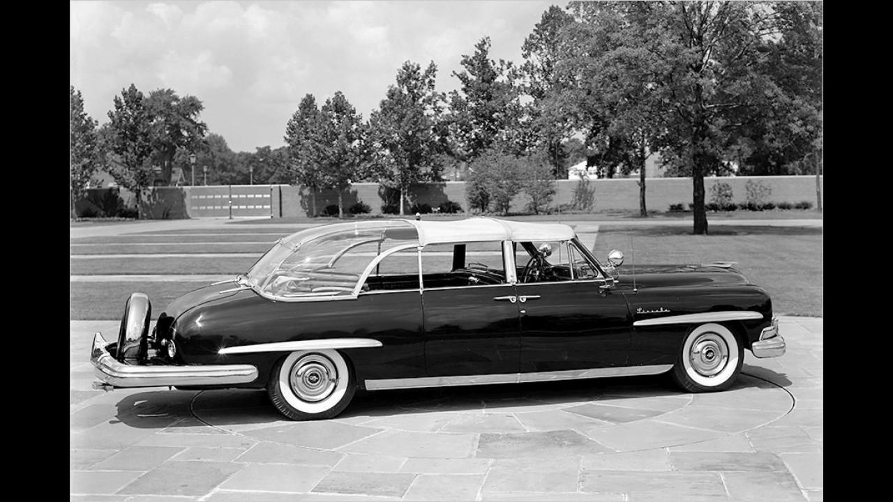 Dwight D. Eisenhower: Lincoln Cosmopolitan (1954)