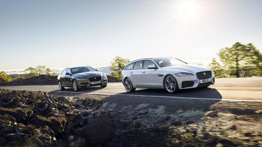 Remek súlyelosztás és 565 literes csomagtér: Jaguar XF Sportbrake