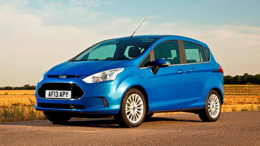 Ford EcoSport vai matar o B-Max na Europa