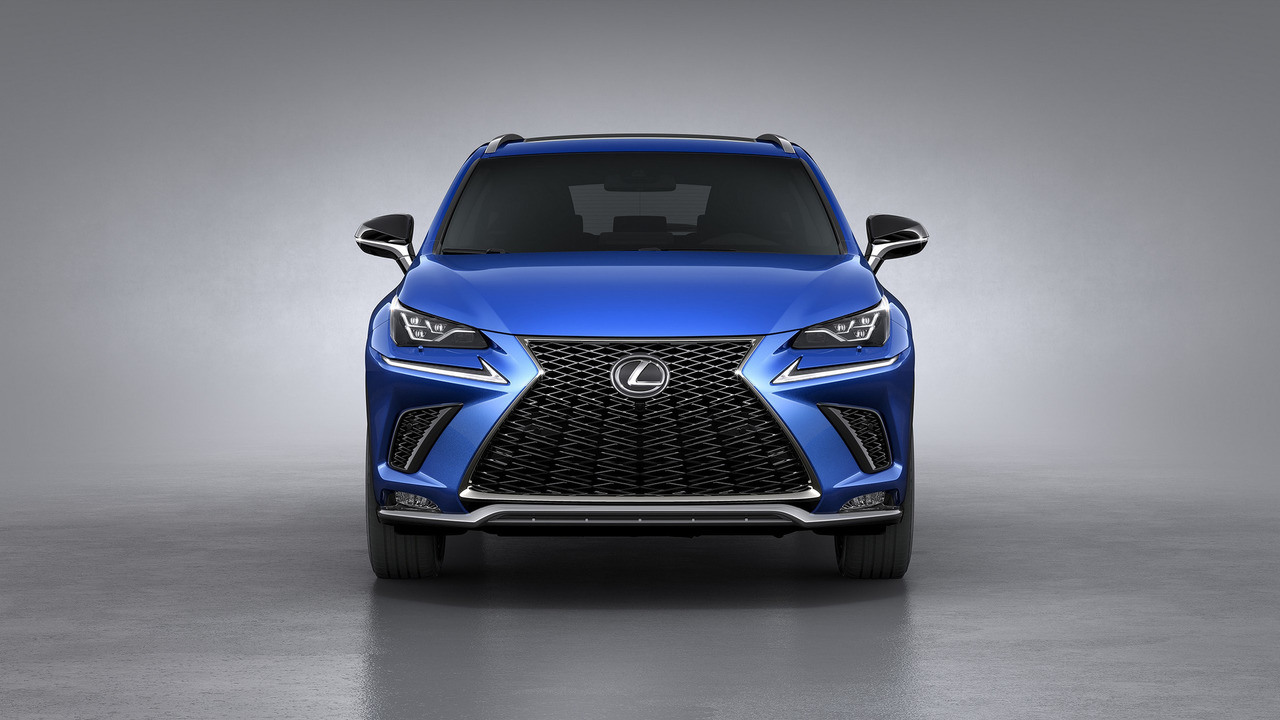 2018 lexus nx debuts new look and enhanced handling. Black Bedroom Furniture Sets. Home Design Ideas