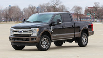 2017 Ford F-250 Super Duty: Review