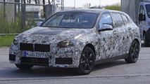 Photos espion - BMW Série 1