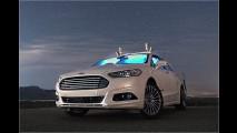 Ford fährt ab 2021 autonom