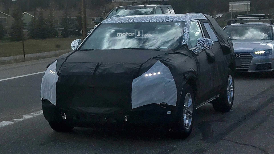 Chevy Blazer CUV Coming Next Year, Potentially With Three Rows