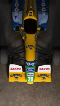 1991 Benetton F1 car