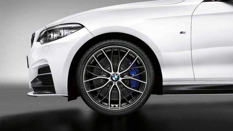 BMW says it won't do a front-wheel drive M car