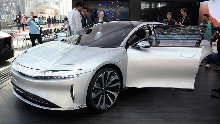 A Lucid vezetője szerint az ő autójuk szintekkel a Tesla Model S fölött áll
