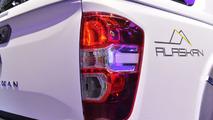 2017 Renault Alaskan live in Geneva