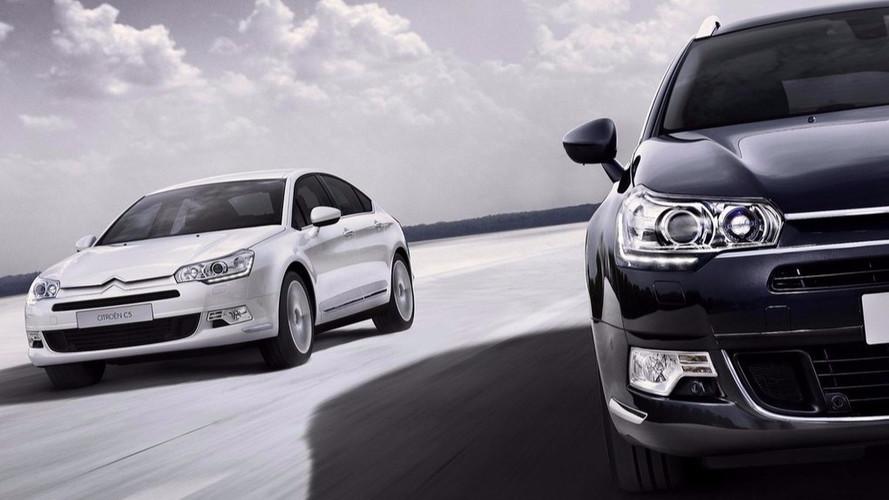 Citroën remplacera la C5... en 2020