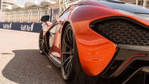 McLaren P1 / GFWilliams Photography