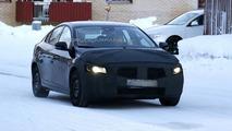 2014 Volvo S60 facelift spied in Sweden