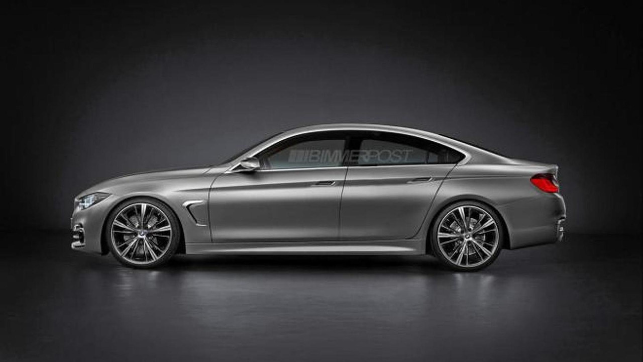 Bmw M4 Coupe And 4 Series Gran Coupe Rendered Motor1 Com