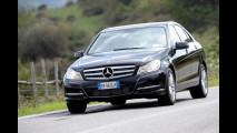 Mercedes C 180 CDI BlueEFFICIENCY