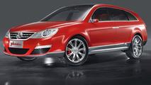 Volkswagen Neeza Concept Car