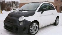 Fiat 500 Abarth SS spy pic