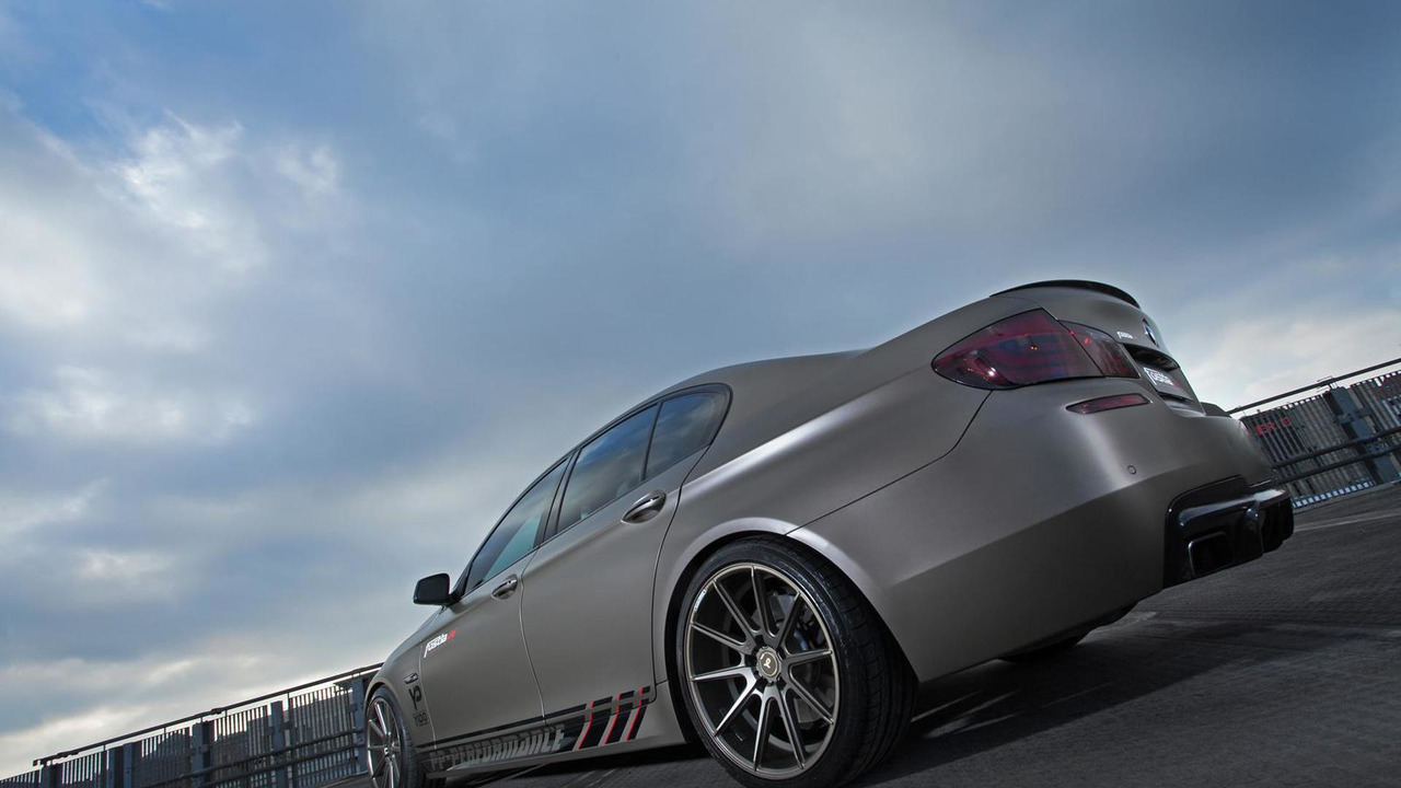 BMW 550i by PP-Performance