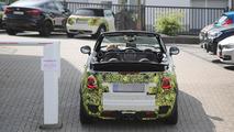 2016 MINI Cooper S Cabrio spy photo