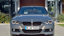 2015 BMW 3-Series facelift