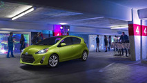 2015 Toyota Prius c introduced with minor tweaks [video]
