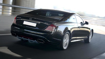 Maybach 57 S Coupe by DC Dream Cars