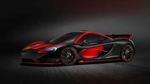 McLaren P1 by McLaren Special Operations
