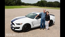 Ford Shelby GT350 Signed by George W. Bush