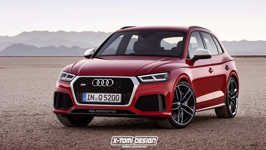L'Audi RS Q5 serait (déjà) attendu à Genève !