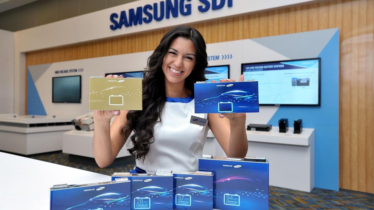 Samsung SDI yeni nesil bataryalar