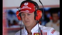 Fórmula 1: Michael Schumacher ignora chances de Barrichello ser campeão este ano