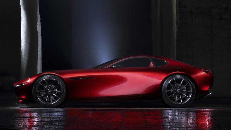 Mégis bemutatkozhat: 2019-ben jön a Mazda RX-9?