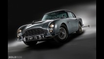Aston Martin DB5 James Bond