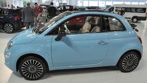 Fiat 500C, 2016 İzmir Otoshow