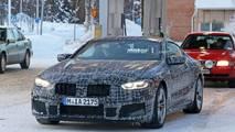 2019 BMW M8 spy photo