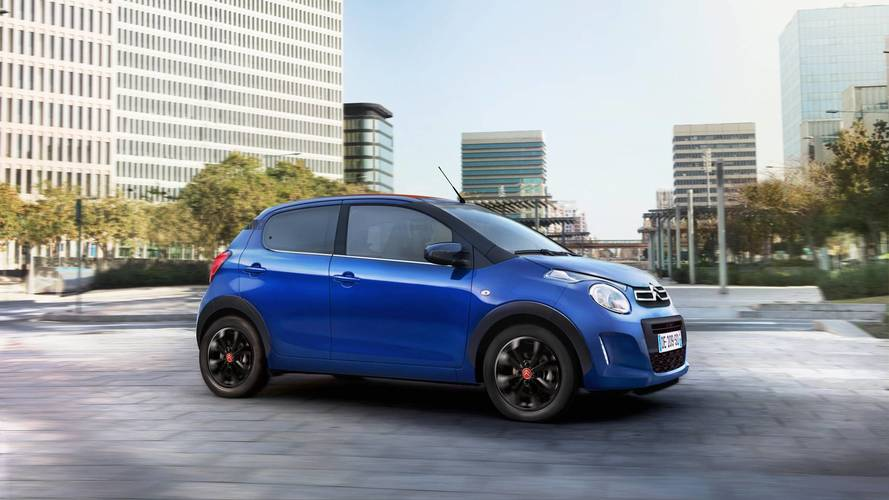 Two special editions added to Citroen C1 range