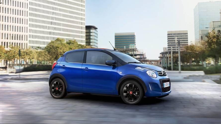 Des finitions Elle et Urban Ride pour la Citroën C1 modernisée