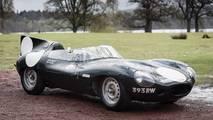 1956 Jaguar XKD 605