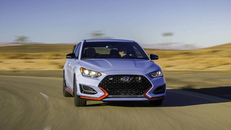 Hyundai Veloster N 2018, nueva 'bestia' del asfalto