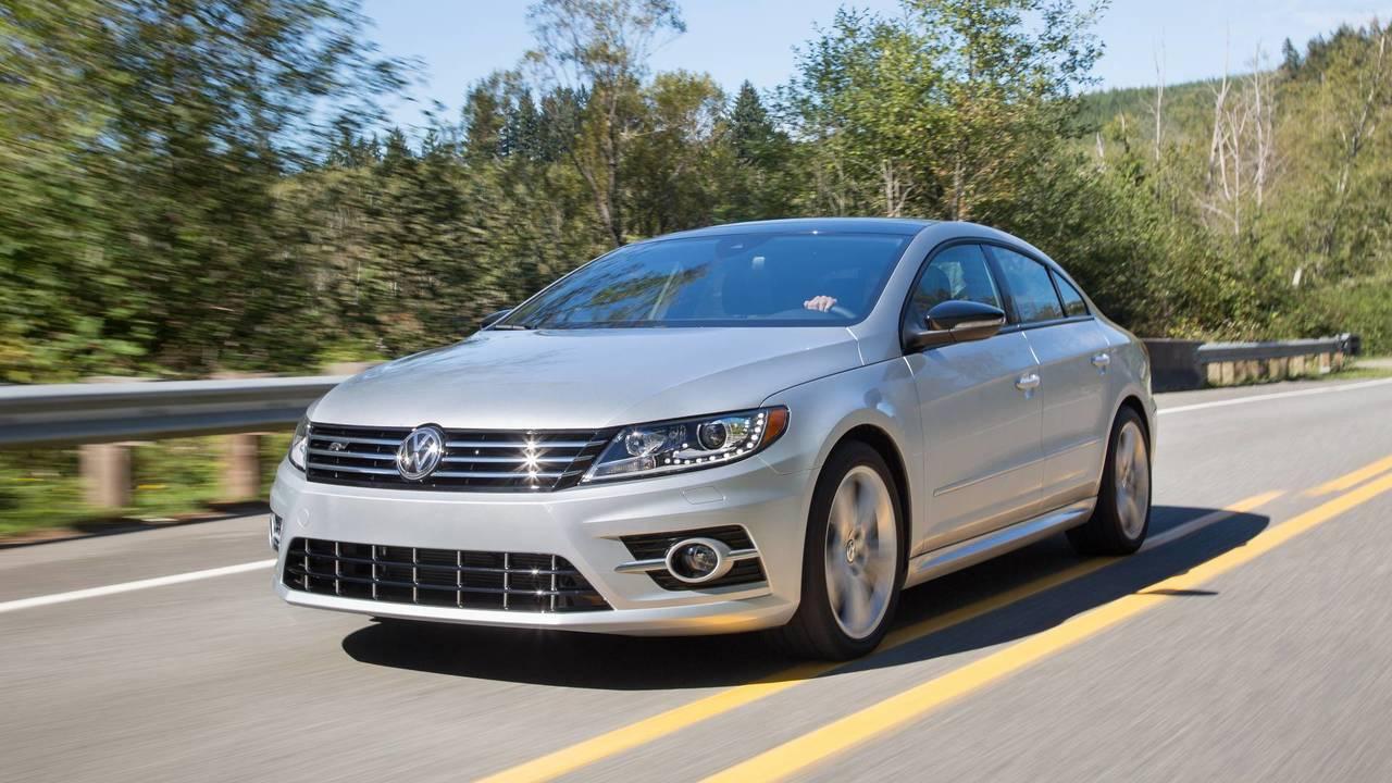 10. Volkswagen CC