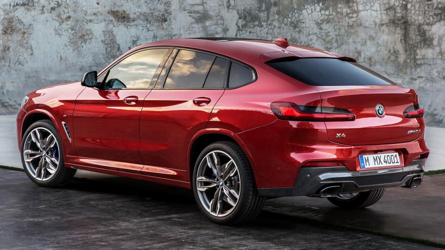 BMW X4, tutta nuova dopo soli 4 anni