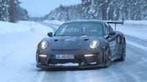 Porsche 911 GT3 RS casus fotoğraflar